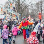 Семейная Масленица на востоке Москвы: Перовский парк приглашает!