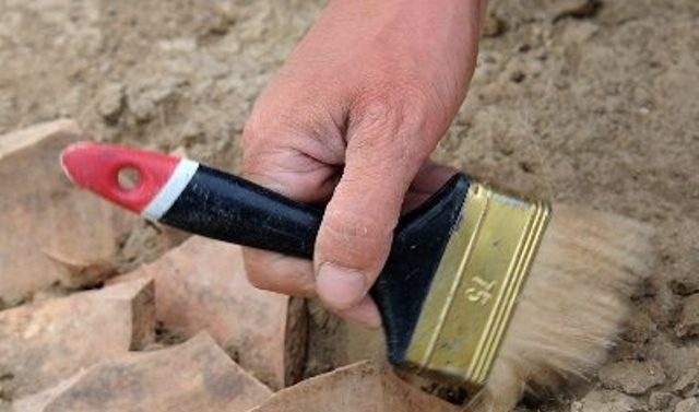 На Якиманке в Москве нашли уникальную кабацкую печать