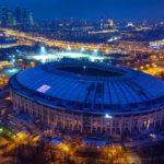 Реконструкция стадиона «Лужники» вышла на финишную прямую — уже монтируют кресла