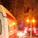 Жертвой пожара на юге Москвы стал спасатель столичного МЧС