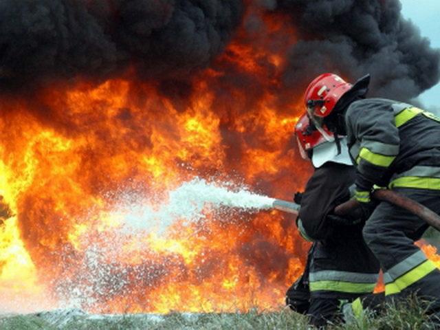 В пожаре в Коломне на улице Октябрьской революции погибли двое мужчин