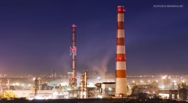 Индекс промышленности Москвы вырос