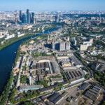 Современные беспилотники – на страже имущественно-земельных отношений Москвы