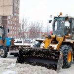 Коммунальщики Подмосковья работают в авральном режиме из-за «ливневых снегопадов»