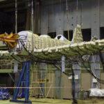 В Жуковском завершили аэрогидродинамические испытания Як-152 в «статике»