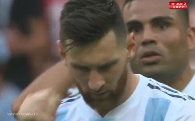Французы переиграли Аргентину и вышли в четвертьфинал