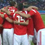 Российские футболисты сотворили историю — сборная вышла в плей-офф ЧМ-2018