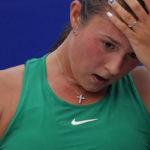 Дарья Касаткина попрощалась с Moscow River Cup