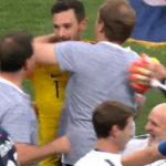 Французские футболисты стали чемпионами мира