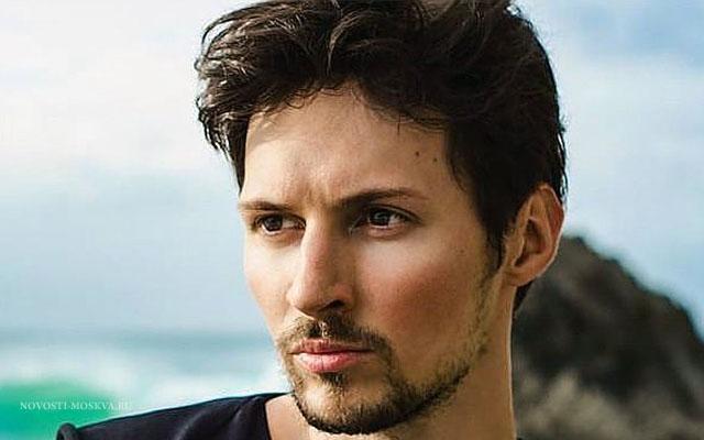 Павел Дуров вошел в очередной список «самых-самых»