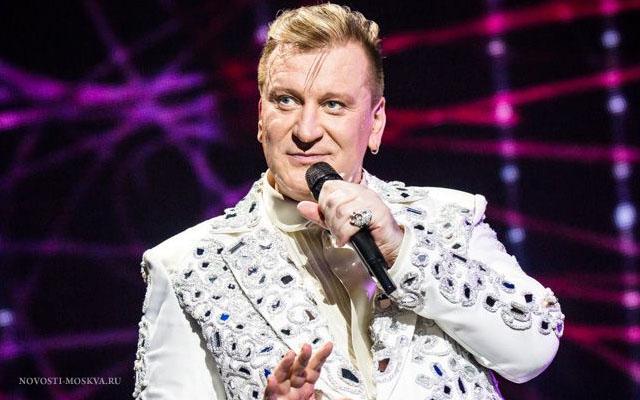 Популярный певец Сергей Пенкин остался без миллиона рублей