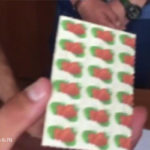 В подмосковной Рузе конфискованы более ста марок ЛСД