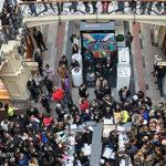 В столице начинается очередная «истерика» перед выходом нового iPhone
