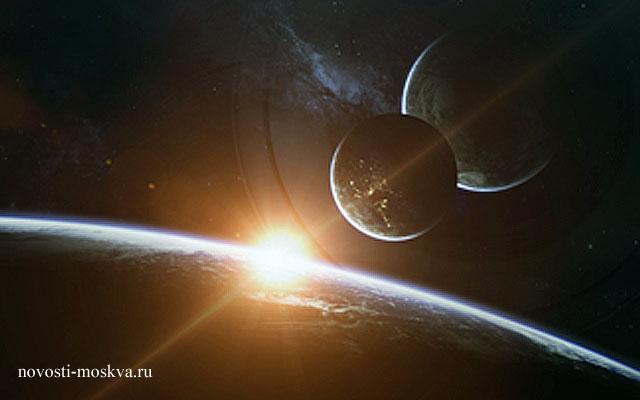 Противостояние Марса и Земли