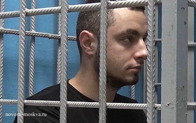 Садист Дмитрий Грачев в суде Серпухов