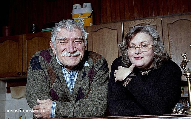 фото Джигарханяна и Власовой