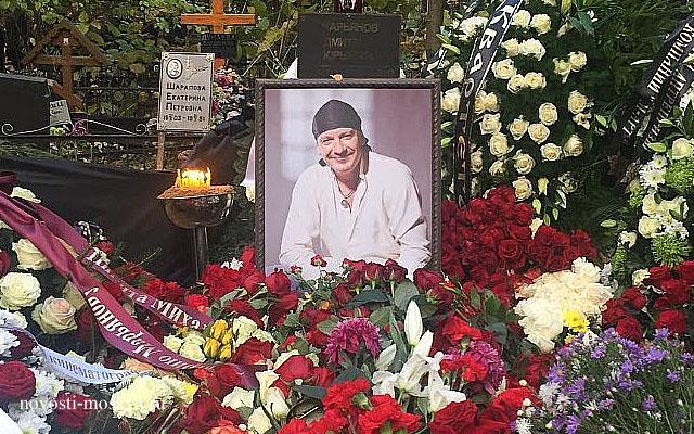 Годовщина смерти Марьянова