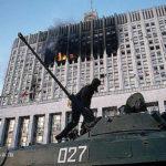 25 лет назад началось военное противостояние Ельцина и Верховного Совета