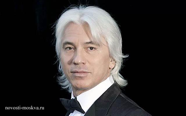 Певец Дмитрий Хворостовский
