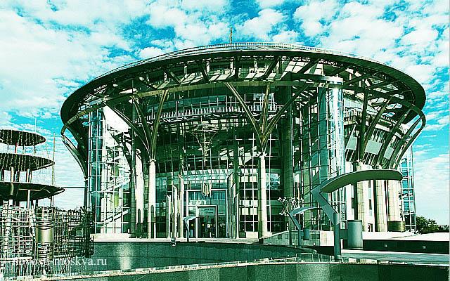 Дом музыки Москва