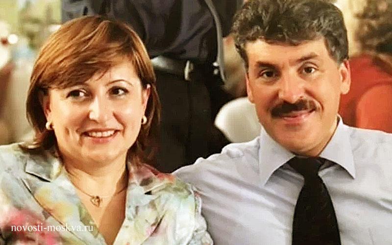 Ирина и Павел Грудинины в молодости