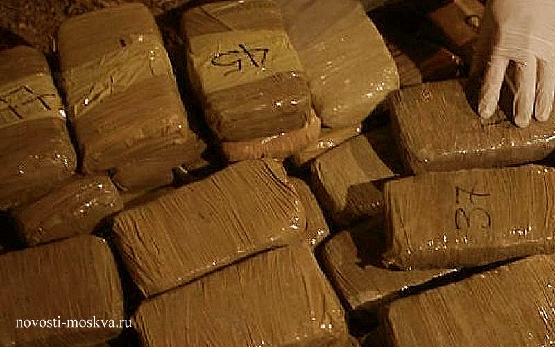 В Бирюлево нашли крупную партию наркотиков