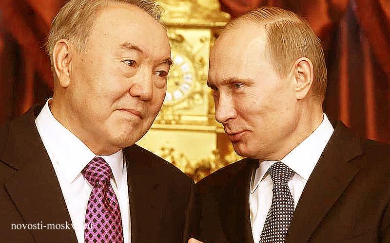 Назарбаев подал в отставку Путин