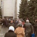 В Москве начинается прощание с Юлией Началовой (прямой эфир)