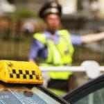 Эвакуацией 5 нелегальных такси закончилась спецоперация в Долгопрудном