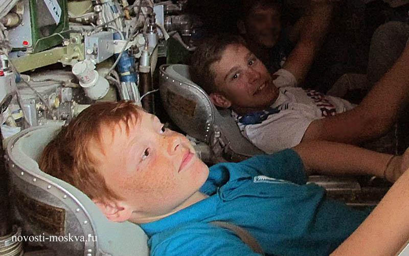Школьники из Четаново победили в конкурсе на Байконуре