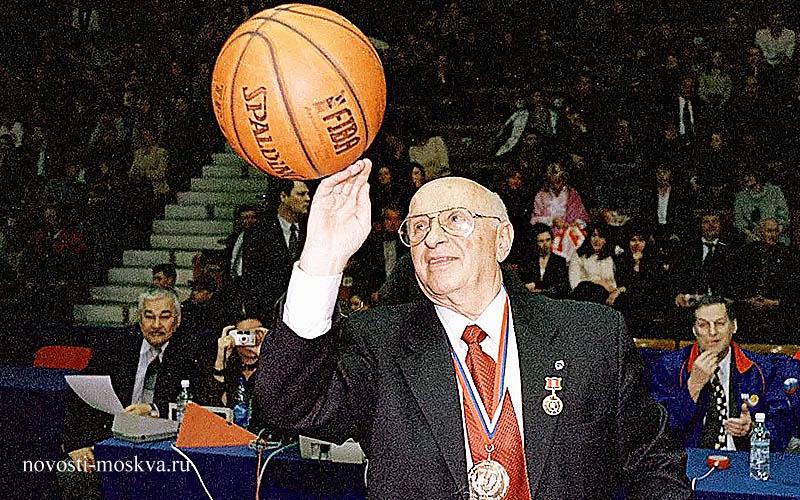 В Москве стартует баскетбольный турнир памяти Гомельского