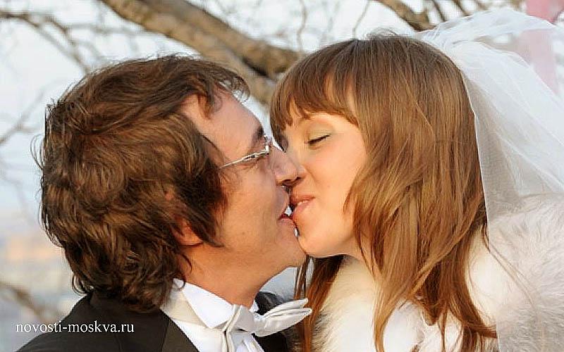 фото свадьбы Дмитрия и Полины Дибровых