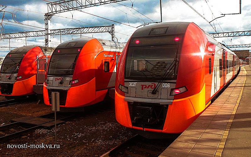 Ласточка поезд Москва Петербург скидки 2019