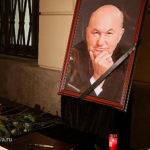 Прощание с Лужковым прошло при закрытом гробе