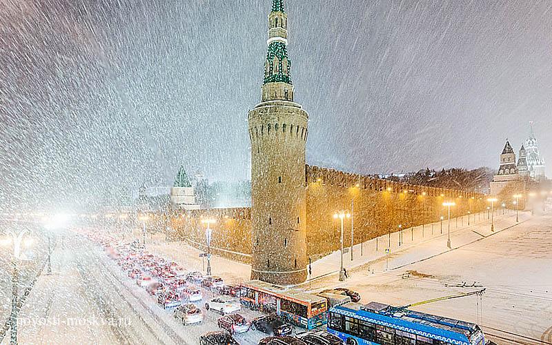 снегопад в Москве 27 28 января прогонз погоды