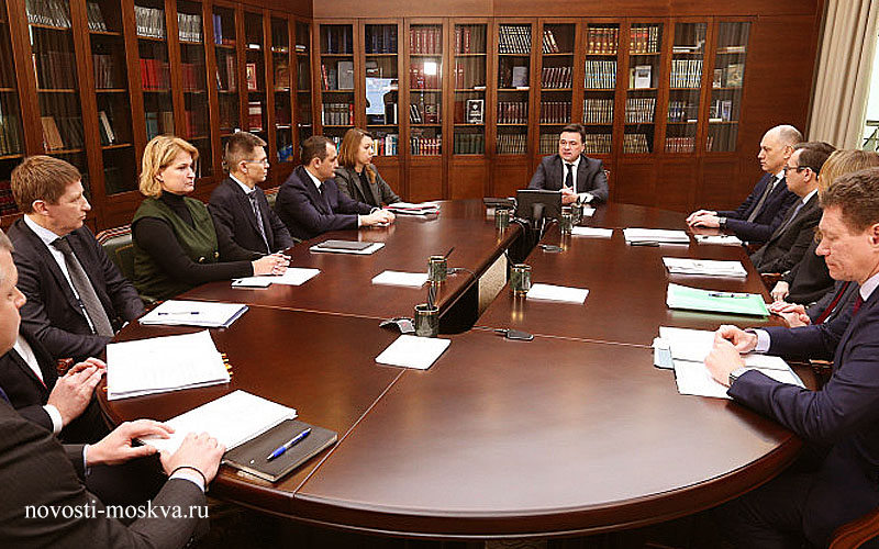 Губернатор Воробьев гарантирует выполнение соцобязательств при любом курсе рубля