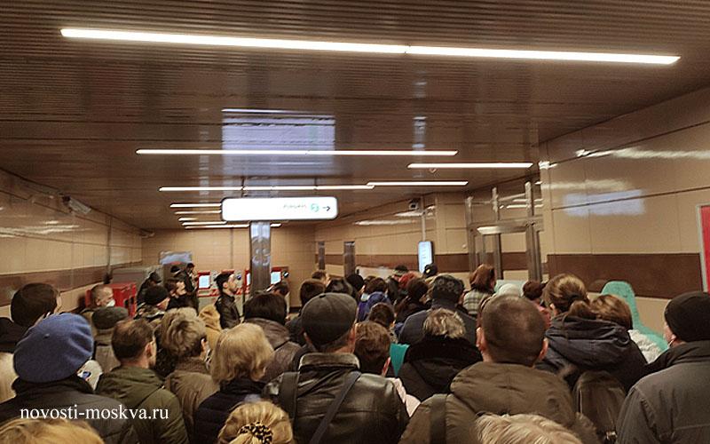 метро пробка москва коронавирус