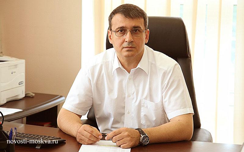 А. Кучма, свибловская управа, фото