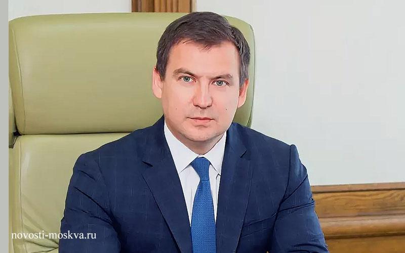 министр правительства Москвы Даньчиков