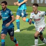 «Локомотив» разделил очки с действующим чемпионом страны