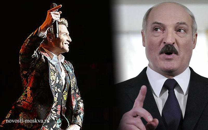 Выступление Баскова в Минске вызвало волну негодования поклонников