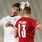 Сербия устроила ночной кошмар сборной России в Белграде