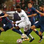 Московский «Локо» с трудом добыл очко в игре с испанским «Атлетико»