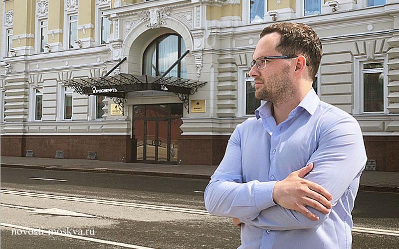 бизнесмен Максим Пирожков